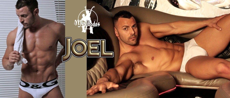 Joel Barcelona strip show